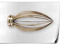 Насадка/наконечник для карниза Пантеон 25 мм