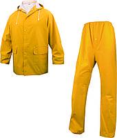 Костюм влагозащитный DELTA PLUS EN304 (желтый)