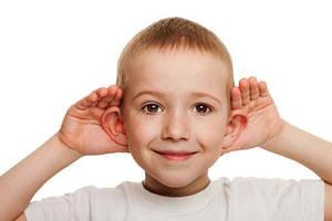 Ухо Препараты для слуха