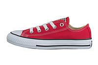 Женские кеды Converse All Star Low Red