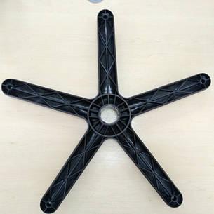 Поліамідна хрестовина для крісла d=600мм, фото 2
