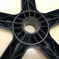 Поліамідна хрестовина для крісла d=600мм, фото 3