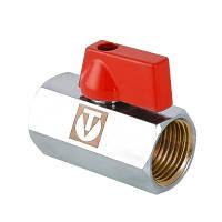 Кран шаровой VALTEC MINI 1/2 вн.-вн. VT.330.N.04