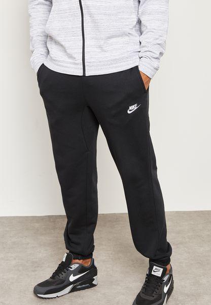 51e2f06d Штаны Nike Sportswear CF FT Club 806676-010 (Оригинал) - Football Mall -