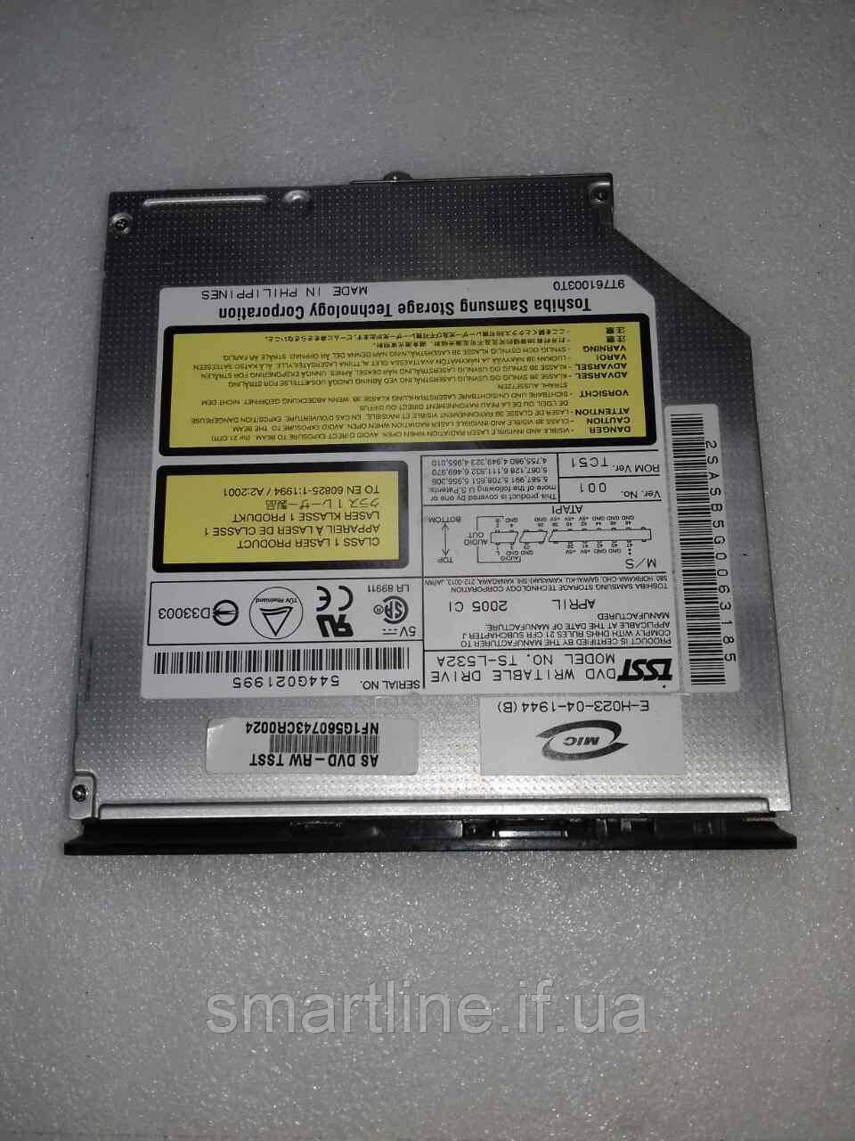 TS-L532A WINDOWS 8 X64 TREIBER