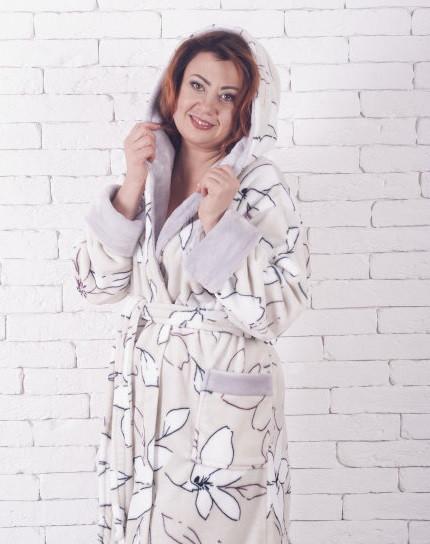 271ad811c4ae6 Купить Женский махровый халат-Супер продажа в интернет-магазине ...