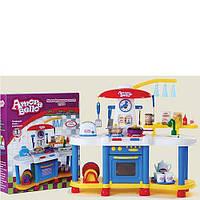 Детская кухня Amore Bello с подключением воды и говорящей книгой рецептов