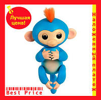 Интерактивная обезьянка Fingerlings (blue)