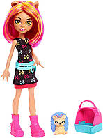 Кукла Monster High Хоулин Вульф с питомцем - Monster Family Howleen Wolf, фото 1