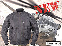 Куртка тактическая  AVIATOR  серая   (Mil-tec) Германия