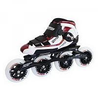 Беговые роликовые коньки Tempish Speed Racer III new 100 размеры 38, 39, 40, 42, 44, 45