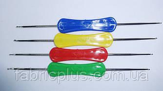 Крючок двусторонний для вязания