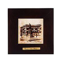 """Картина Одесса 1794 """"Памятник Дюку де Ришелье 2"""" (18x18) см"""