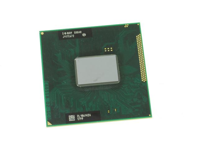 Процессор Intel Core(SR04R) i3-2310M 3 МБ кэш-памяти, тактовая частота 2,10 ГГц