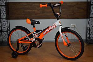 """Детский велосипед 20"""" Crossride Jet (Ardis)"""