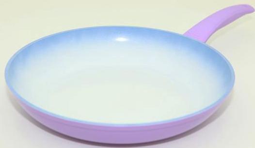 Сковорода Fissman Prima 28см Хамелеон с антипригарным покрытием