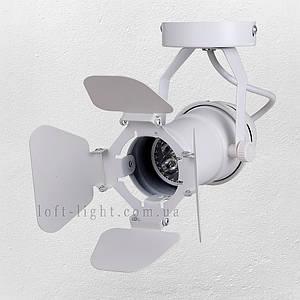 Прожектор потолочный  лофт  52-28 WH