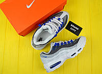 Кроссовки женские Nike Air Max 95 серые 2611