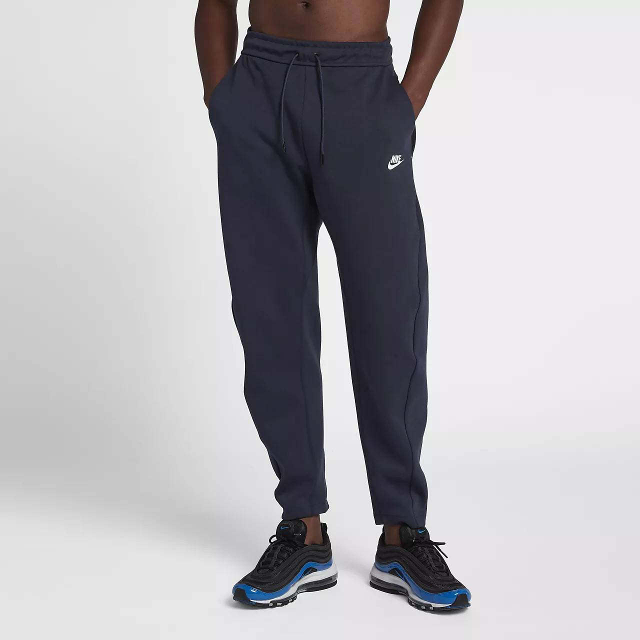 83c550bf Штаны Nike Sportswear Tech Fleece Trousers 928507-451 (Оригинал) - Football  Mall -