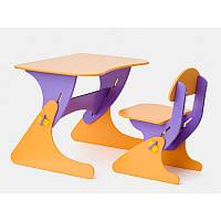 Детский стул и стол для малышей  (подарить девочке с 1 года)