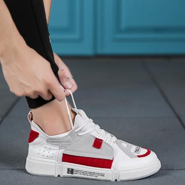 Мужские кроссовки. Модель 6412