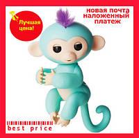 Интерактивная обезьянка Fingerlings (green)