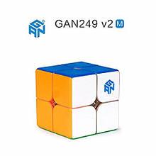 Кубик Рубика 2х2 Магнитный GAN 249 V2 M