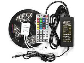 Набор Лента Led  RGB 5050 300 LED 5 м.