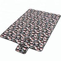 Пляжный коврик водонепроницаемый Фламинго, фото 1