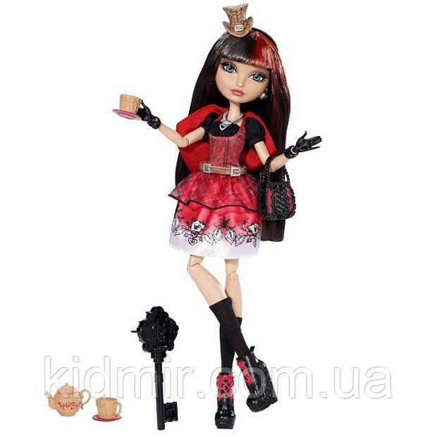 Лялька Ever After High Сериз Худ (Cerise Hood) з серії Hat-Tastic Школа Довго і Щасливо