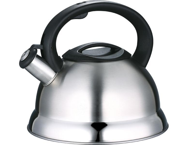 Чайник Luxberg Kettle 2.5 литра, нержавеющая сталь