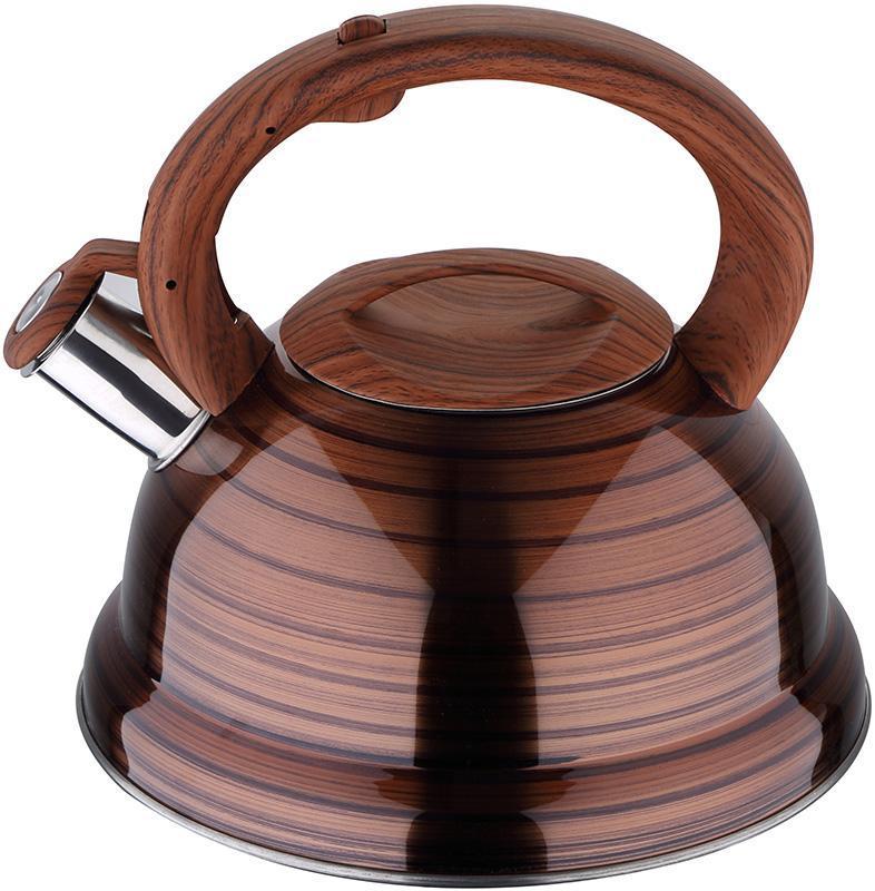 Чайник Wellberg Rankweil 2.5л, нержавеющая сталь