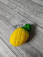 Анти-стрессовая игрушка «Сквиши-ананас» , фото 1