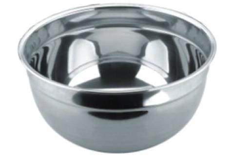 Миска Kamille GerStyle круглая 22см, нержавеющая сталь