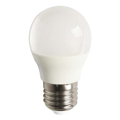 LED лампа NEOMAX G45 шар 6W E27 3000K/4000K/6000K (NX6B) 540Lm