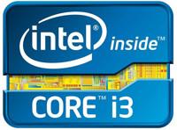 Процессор Intel Core i3-2350M 3 МБ кэш-памяти, тактовая частота 2,30 ГГц