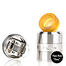 Дрипка Loop RDA  by  Geek Vape Silver Оригинал., фото 3