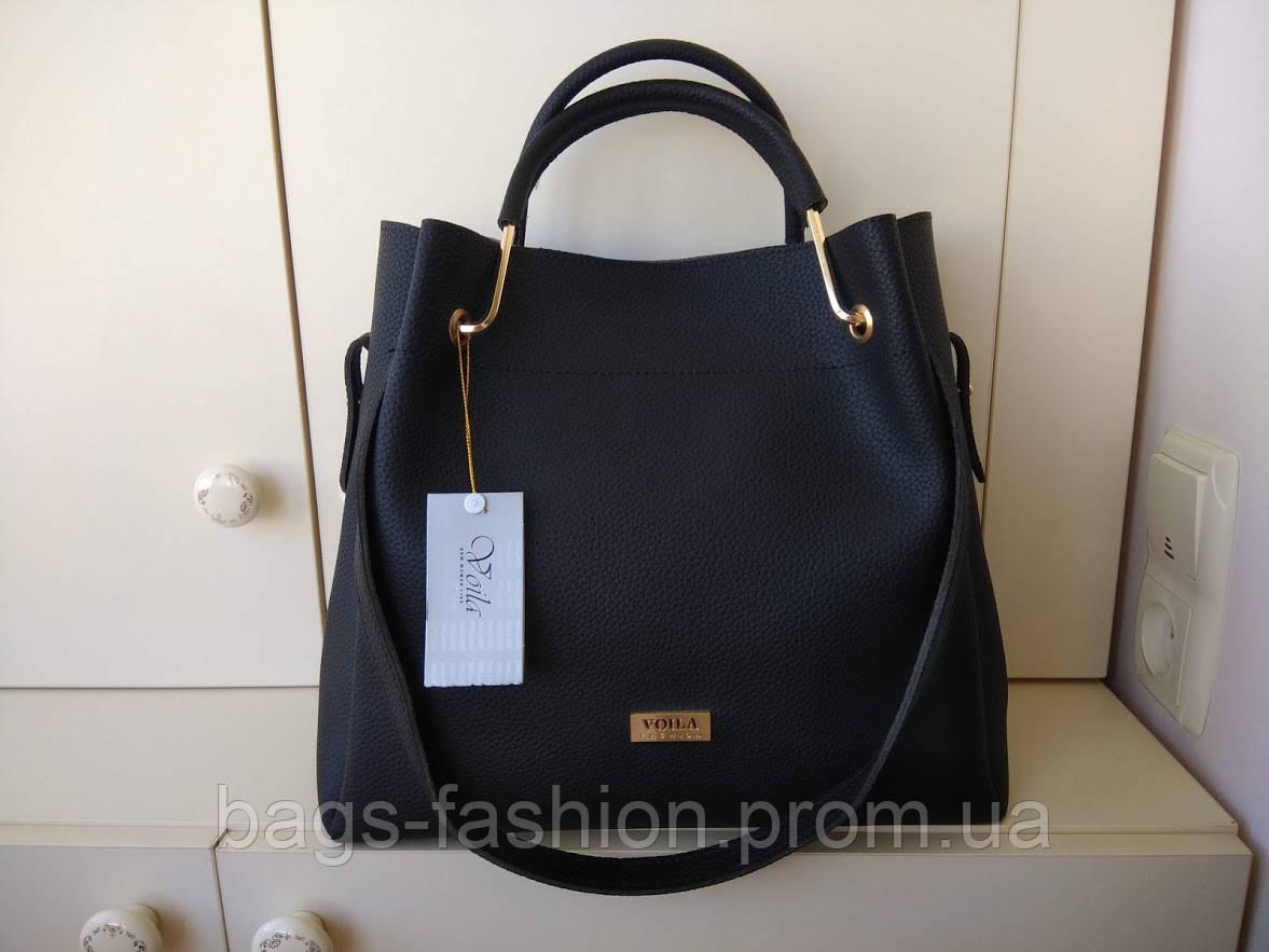 5d7bdd2f666c Стильная сумка Voila из экокожи, цена 690 грн., купить в Харькове ...