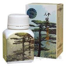 Ginseng Kianpi Pil  60 капс.- для повышения секс энергии и набора мышечной массы.