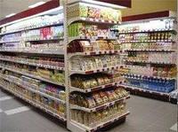 Торговое оборудование для продовольственных магазинов, фото 1