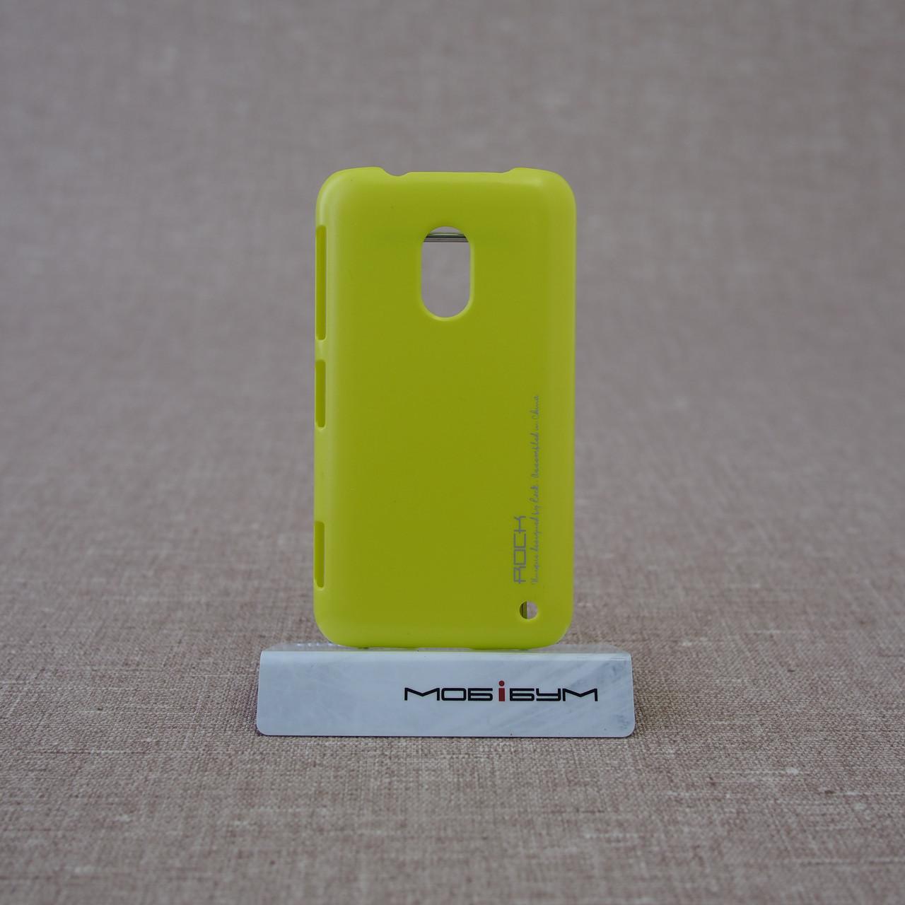 Накладка ROCK NakedShell Nokia Lumia 620 yellow EAN/UPC: 695029064563