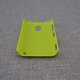 Накладка ROCK NakedShell Nokia Lumia 620 yellow EAN/UPC: 695029064563, фото 3