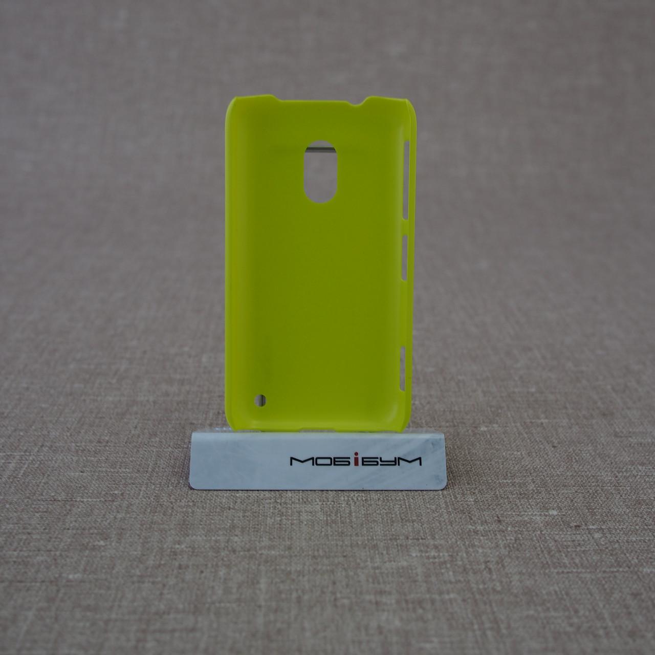ROCK NakedShell Nokia Lumia 620 yellow Для телефона Rock
