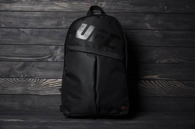 Рюкзак UFC молодежный, городской, спортивный, фото 2
