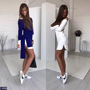 Женское классное осеннее платье-трансформер