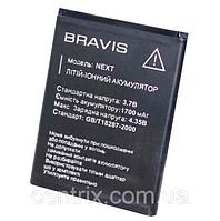 Аккумуляторная батаря (АКБ) Bravis NEXT