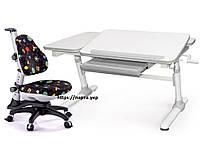 Парта трансформер 120 см + кресло детское Y318, фото 1
