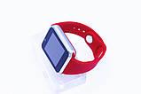 Розумні годинник Smart Watch A1 - Red, фото 3