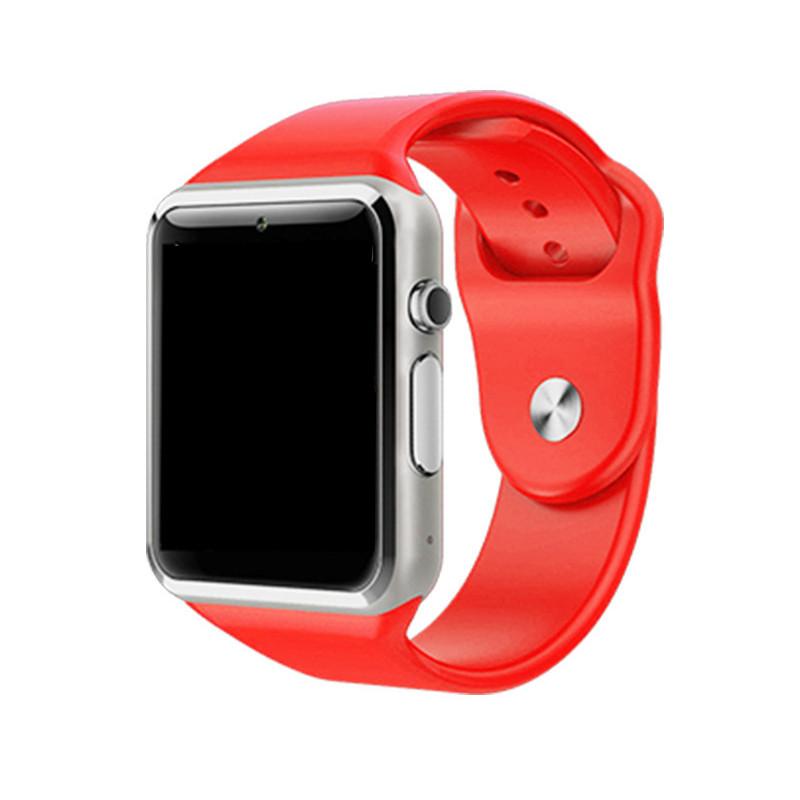 Розумні годинник Smart Watch A1 - Red