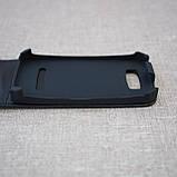 Чехол KeepUP Nokia 306 black, фото 5